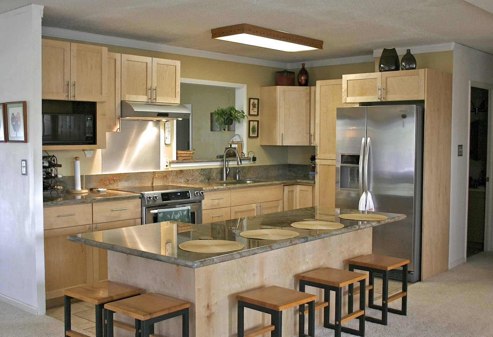 from ... & Kitchen Design Cabinet Supplier Commercial Cabinetry: Kendall ... kurilladesign.com